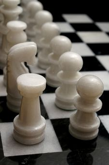 Free Chess Board Royalty Free Stock Photo - 513025