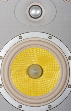 Speaker Stock Image