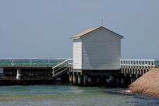 Free The Boathouse Royalty Free Stock Photos - 513538