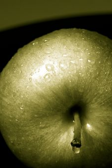 Free Green Apples 02 Stock Image - 513761
