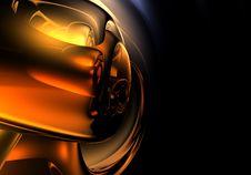 Free Dark Orange Background (abstract) 02 Royalty Free Stock Photos - 514448