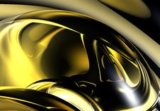 Free Golden Dream (abstract) 02 Stock Images - 514984