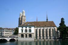 Free Zurich Stock Image - 515151