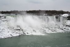 Free Niagara Falls - American Falls Day Time Stock Photo - 515260
