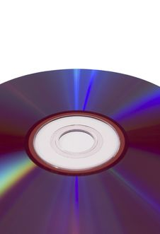 Free Isolated DVD Royalty Free Stock Image - 515756