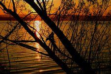 Free Sunset To The Lago Stock Photos - 517983