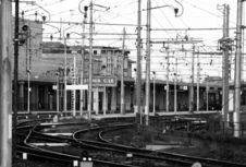 Free Train Station Stock Photography - 518772