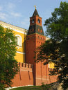 Free Moscow Kremlin Wall Tower Stock Photography - 5109002