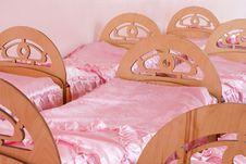Free Kindergarten Bedroom Royalty Free Stock Photo - 5100235