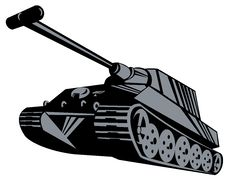 Free Battle Tank Stock Images - 5100434