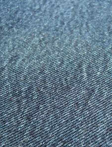 Free Bblue Jeans Texture Stock Image - 5100701