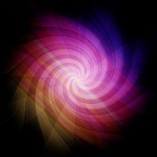Pinkish Twirl Royalty Free Stock Photography