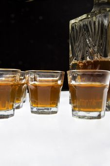 Free Whisky Royalty Free Stock Photography - 5101487