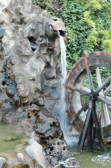 Free Water Mill Stock Photography - 5101702