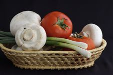 Free Fresh Vegetables Stock Images - 5101954