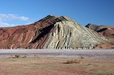 Free Geological Feature Of Altiplano. Stock Photo - 5102140