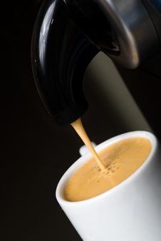 Free Cup Of Coffee Stock Photography - 5102142