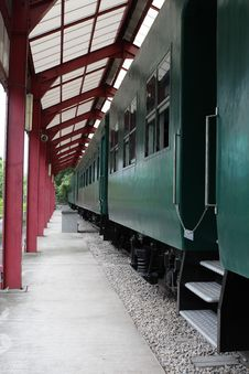 Free Hong Kong Old Railway Stock Images - 5102294