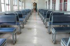 Free Railway S Corridor Stock Image - 5102311