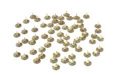 Free Drawing Pins Stock Image - 5102631
