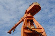 Free Crane Stock Photography - 5105852