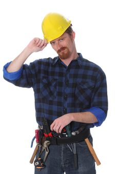 Free Construction Worker Stock Images - 5106494