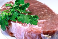 Free Crude Meat Royalty Free Stock Photo - 5106855