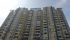 Free Apartment Block Royalty Free Stock Photography - 5106927