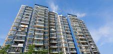 Free Apartment Block Stock Image - 5106971