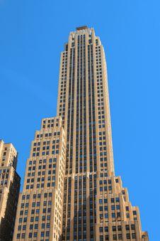 Free New York City Skyscraper Stock Images - 5107044