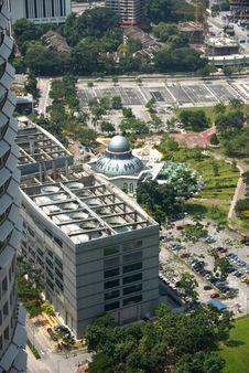 Free Klcc, Kuala Lumpur Stock Photography - 5108412