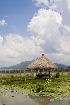 Free Massage Hut Stock Image - 5108731