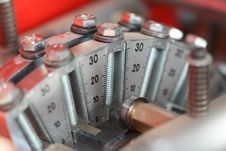 Free Detail Of The Mechanism Royalty Free Stock Photo - 5109375