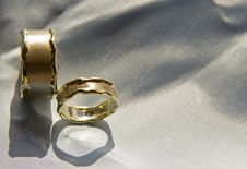 Free Wedding Ring Royalty Free Stock Photography - 5109687