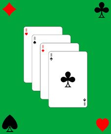 Free Playing Cards Stock Photography - 5109722