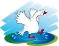 Free Goose Stock Photos - 5110533