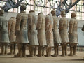 Free Terra-cotta Warriors Stock Photography - 5111312