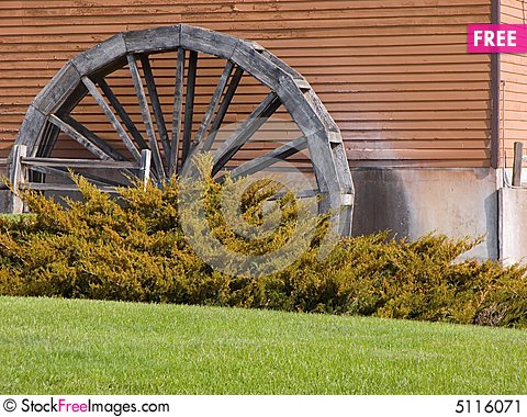 Free Watermill Stock Image - 5116071