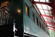 Free Hong Kong Old Railway Stock Photos - 5111913