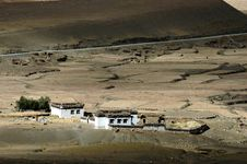 Free The Tibetan Village Stock Images - 5112034