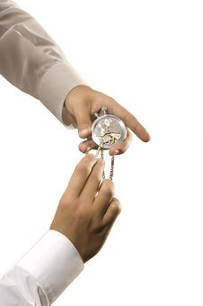 Free The Watchmaker Royalty Free Stock Images - 5115659