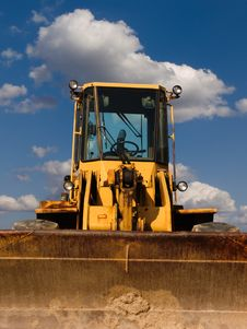 Free Bulldozer Stock Photography - 5116052