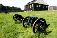Free Fort Ross Royalty Free Stock Photos - 5116348