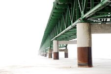 Free Mackinac Bridge Royalty Free Stock Image - 5116496