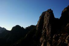 Free Huangshan Mountain Royalty Free Stock Images - 5116659