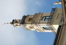Free City Council In Riga Stock Photos - 5116823