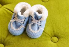 Free Bootees Royalty Free Stock Image - 5117096