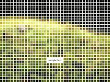 Free Mozaic Pixelated Backdrop. Stock Photo - 5119020