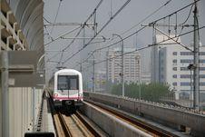 Free Shanghai Train Stock Photos - 5119103