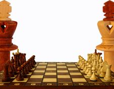 Free Chess - Composition 3 Royalty Free Stock Photography - 5119287